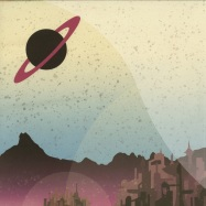 Front View : Brain Machine - ALPHA BETA GAMMA - REMIXES (10 INCH) - Titans Halo Records / thr003b