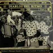 DIABLOS DEL RITMO: 1975-1985 PART 1 (2X12)