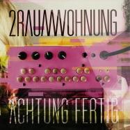 Front View : 2Raumwohnung - ACHTUNG FERTIG (ORANGE VINYL LP + MP3) - Universal / Vertigo Be / 3754412