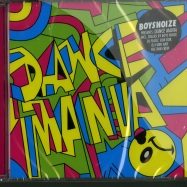Front View : Various Artists - BOYSNOIZE PRES. A TRIBUTE TO DANCE MANIA (CD) - Boys Noize / BNRCD020