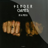 Front View : Tender Games - IN A MESS (KASPER BJOERKE / DALE HOWARD RMXS) - Suol / Suol054-6