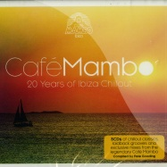 CAFE MAMBO: 20 YEARS OF IBIZA CHILLOUT (3XCD)