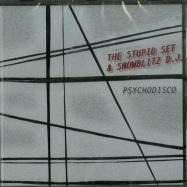 THE STUPID SET & SNOWBLITZ D.J. - PSYCHODISCO (THE I - ROBOTS EDITS) (CD)