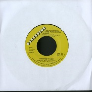 I BELONG TO YOU / THE GALLOP (7 INCH)