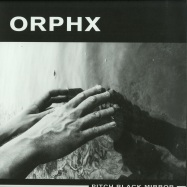 Front View : Orphx - PITCH BLACK MIRROR (2X12 LP) - Sonic Groove / SGLP-02