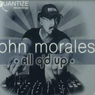 Front View : John Morales - ALL Q D UP (2XCD) - Quantize / qtzcomp013