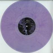 Front View : Nu Zau - PLOI NAPRASNICE EP (180GR  / VINYL ONLY) - Purple Inc / PI004