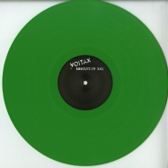 Front View : I Hate Models - ABSOLUTION XXL (GREEN VINYL) - Voitax / VOI007