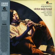 Front View : Victor Assis Brasil - ESPERANTO (LP) - Far Out Recordings / FARO201LP