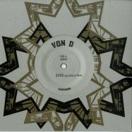 Front View : Von D - OVER / CHALICE OVERDUBS (7 INCH) - Zam Zam / Zam Zam 058