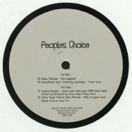 Front View : Sean Mccabe / Soul2black / Johnny Rampin / Brian Keys Tharme - PEOPLES CHOICE (140 G VINYL) - Plastik People / PPR 14