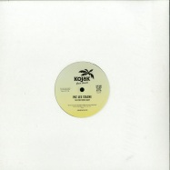 Front View : Pat Les Stache / Jesse Gold / Raw Ayers - KOJAK GIANT SOUNDS SALES PACK (2X12 INCH) - Kojak Giant Sounds / KGS011&15