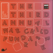 Front View : Various Artists - THE THIRD ANNUAL WAR CHILD FUNDRAISER (PT.1) - Craigie Knowes / CKNOW3PT1