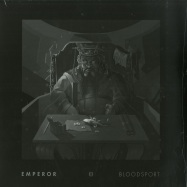 Front View : Emperor - BLOODSPORT EP - Critical Music / CRIT107
