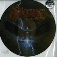 Front View : Saxon - THUNDERBOLT (LTD PICTURE LP) - Silver Lining Music / SLM065P52