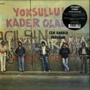 Front View : Cem Karaca Ve Dervisan - YOKSULLUK KADER OLAMAZ (LP) - PHARAWAY / PHS 060