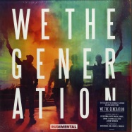 Front View : Rudimental - WE THE GENERATION (2LP + MP3) - Asylum / 8205982