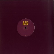 Front View : Cab Drivers / Oscar Schubaq / DJ Deep - SLICES OF LIFE 10.2 (VIOLETT COVER) - Slices of Life / SOL10.2