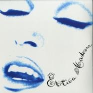 Front View : Madonna - EROTICA (LTD WHITE 2LP) - Rhino / 8739151