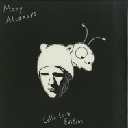 Front View : Moby - MOBY X ATLAXSYS COLLECTORS EDITION - Pysch / PYSCHVINYL001