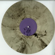 Front View : Mathimidori - YOSAGO EP (GREY MARBLED VINYL) - Ornaments / ORN046