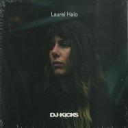 Front View : Laurel Halo - DJ-KICKS (CD) - !K7 / K7375CD / 05173172