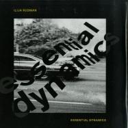 Front View : Ilija Rudman - ESSENTIAL DYNAMICS (FEAT KAI ALCE, ASHLEY BEEDLE, FRED EVERYTHING REMIXES) - Imogen / IMO 011