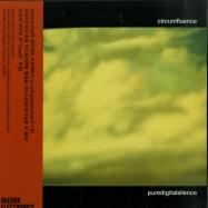 Front View : Puredigitalsilence - CIRCUMFLUENCE (2LP/ GATEFOLD WITH INSERT & OBI) - Daehan Electronics / DE003