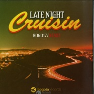 Front View : Remii - LATE NIGHT CRUISIN (IVAYLO REMIX) - Bogota Records / BOG017