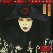 Front View : Donna Summer - ANOTHER PLACE AND TIME (RED & WHITE 2LP) - Driven By The Music / DBTMAPLP30 / 8952906