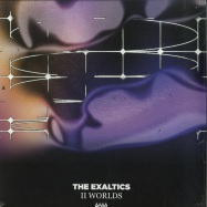 Front View : The Exaltics - II WORLDS (2X12 INCH LP + MP3) - Clone West Coast Series / CWCS014LP