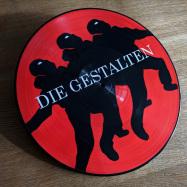 Front View : Die Gestalten - PROGRAMMIERT ISOLIERT (12 INCH PICTURE DISC / VINYL ONLY) - Die Gestalten / DIEGESTALTEN003