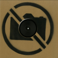 Front View : Baz Reznik - NO CAMERAS ALLOWED - Dyfr Records / DYFR008