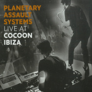 Front View : Planetary Assault Systems - LIVE AT COCOON IBIZA (CD) - Cocoon / CORMIX060