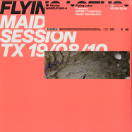 Front View : Flying Lotus - PRESENTS INFINITY INFINITUM - MAIDA VALE SESSION (EP + MP3) - Warp Records / WARPLP300-4