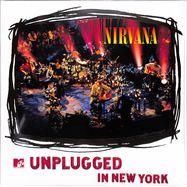Front View : Nirvana - MTV UNPLUGGED IN NEW YORK (180G 2LP + MP3) - Geffen / 7730734