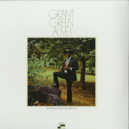 Front View : Grant Green - ALIVE! (LP) - Blue Note / 0807385