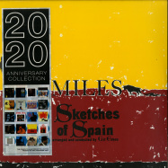 Front View : Miles Davis - SKETCHES OF SPAIN (BLUE 180G LP) - Dol / DOL789HB