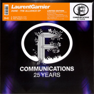 Front View : Laurent Garnier - DUNE - THE ALLIANCE EP - F Communications / 267WO24133