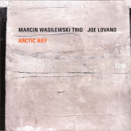 Front View : Marcin Wasilewski Trio & Joe Lovano - ARCTIC RIFF (2LP) - ECM Records / 0879959