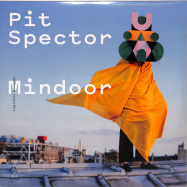 Front View : Pit Spector - MINDOOR (2X12INCH) - Logistic Records / LOG73LP