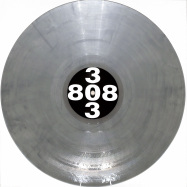 Front View : Unknown - EIGHT O EIGHT (SEMI-CLEAR SILVER VINYL) - Planet Rhythm / 303808
