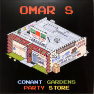 Front View : Omar S - RECORD PACKER SOUNDTRACK PART TWO - FXHE / AOS-2021