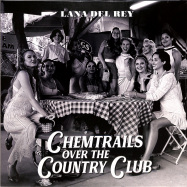 Front View : Lana Del Rey - CHEMTRAILS OVER THE COUNTRY CLUB (LP) - Urban / 3549780