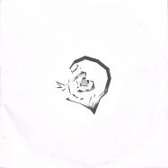 Front View : Aili X Transistorcake - DANSU (7 INCH, HANDSTAMPED) - ESKIMO RECORDINGS / 541416512332