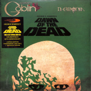 Front View : Claudio Simonettis Goblin - DAWN OF THE DEAD OST (LIME LP) - Rustblade / 22507