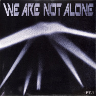 Front View : Various Artists - WE ARE NOT ALONE - PART 1 (2LP) - Bpitch Control / BPX012-PT1