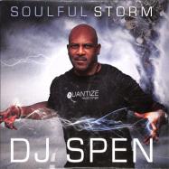Front View : DJ Spen - SOULFUL STORM (2LP) - Quantize Recordings / QTZLP027V