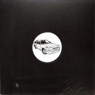 Front View : Oliver Rosemann - GASOLINE EP - Mord / MORD079