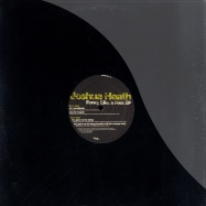 Front View : Joshua Heath - FUNKY LIKE A FOOT EP - DAE Recordings / DAE017